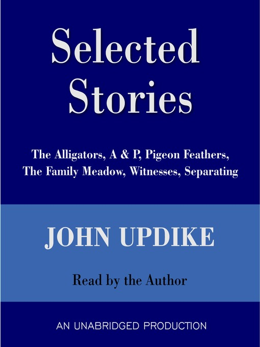 short story summary of the ap by john updike essay