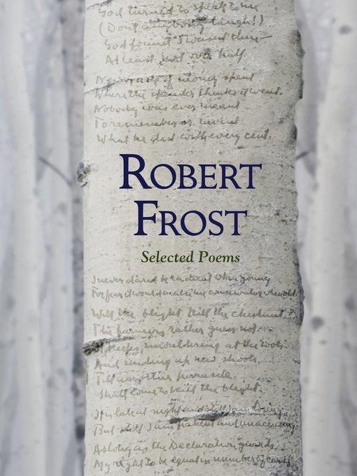 robert frosts poetry essay