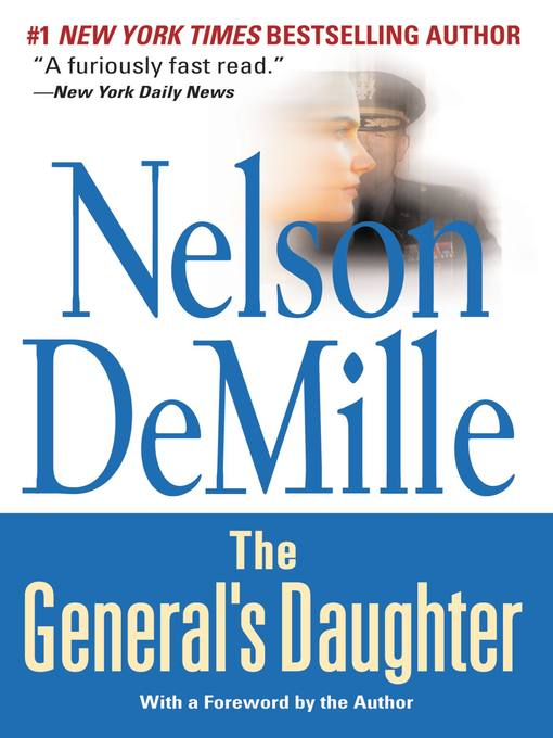 Title details for The General's Daughter by Nelson DeMille - Available