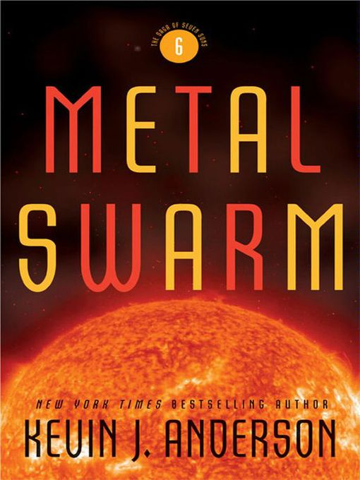 Title details for Metal Swarm by Kevin J. Anderson - Available