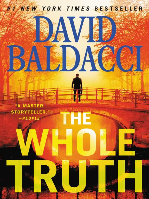 Title details for The Whole Truth by David Baldacci - Wait list