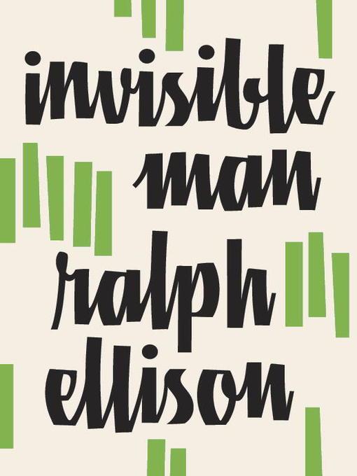 Title details for Invisible Man by Ralph Ellison - Wait list