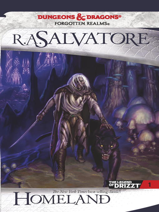 Title details for Homeland by R.A. Salvatore - Available