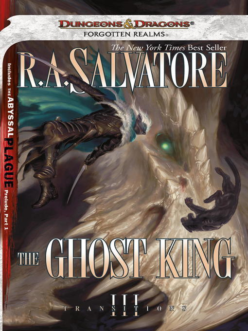 Title details for The Ghost King by R.A. Salvatore - Available