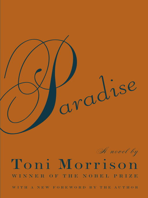Title details for Paradise by Toni Morrison - Available