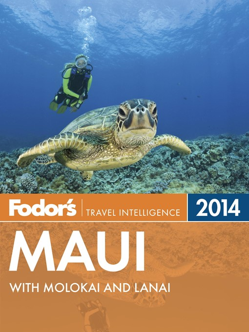 Title details for Fodor's Maui 2014 by Fodor's - Wait list