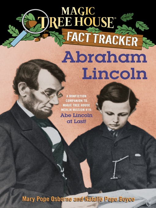 Title details for Abraham Lincoln by Mary Pope Osborne - Available