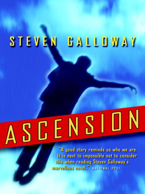 Title details for Ascension by Steven Galloway - Available