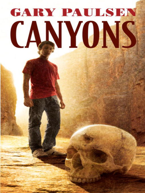 Title details for Canyons by Gary Paulsen - Available