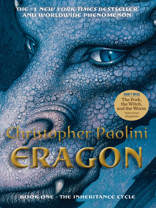 Title details for Eragon by Christopher Paolini - Available