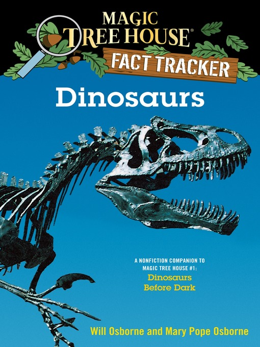 Title details for Dinosaurs by Mary Pope Osborne - Available