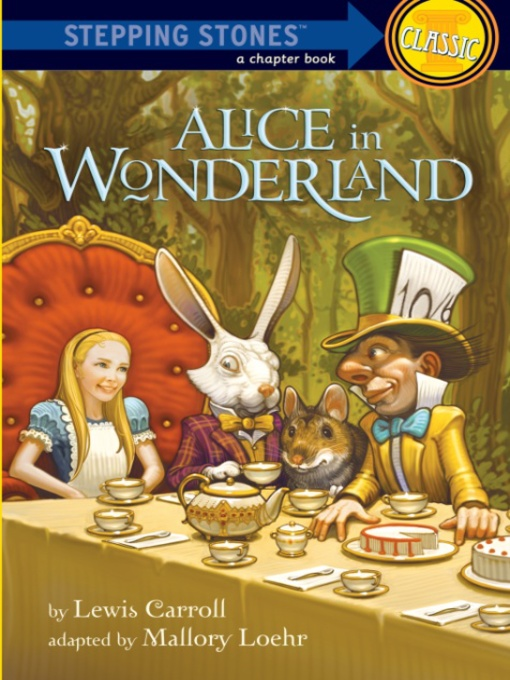 Title details for Alice in Wonderland by Lewis Carroll - Wait list
