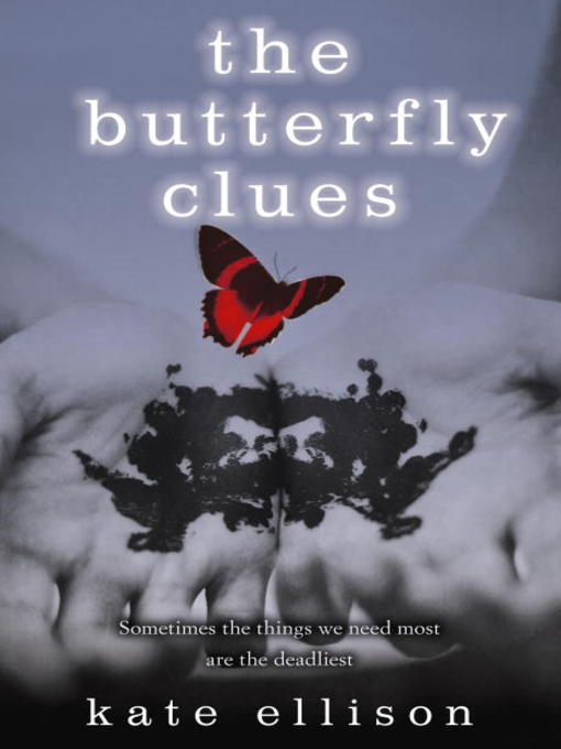 Title details for The Butterfly Clues by Kate Ellison - Available