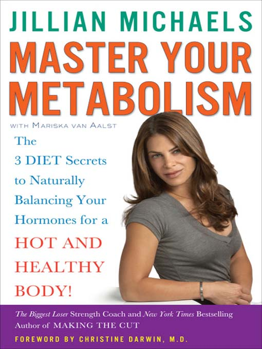 Title details for Master Your Metabolism by Jillian Michaels - Available