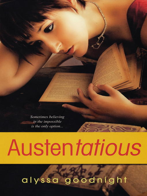 Title details for Austentatious by Alyssa Goodnight - Available