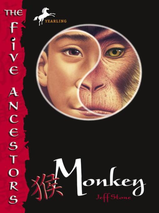 Title details for Monkey by Jeff Stone - Wait list