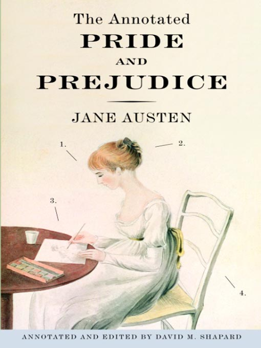 Title details for The Annotated Pride and Prejudice by Jane Austen - Available