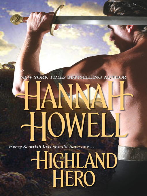 Title details for Highland Hero by Hannah Howell - Wait list
