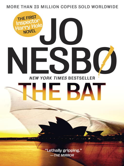 Title details for The Bat by Jo Nesbo - Available