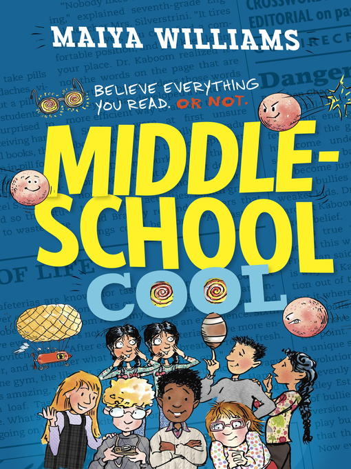 Title details for Middle-School Cool by Maiya Williams - Available