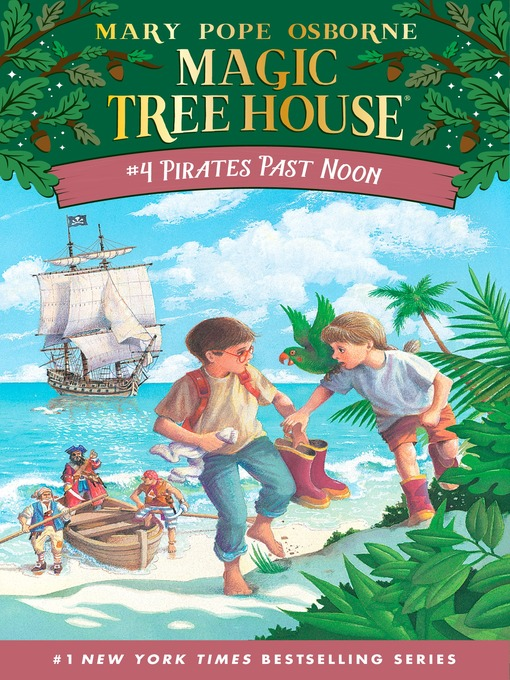 Title details for Pirates Past Noon by Mary Pope Osborne - Available