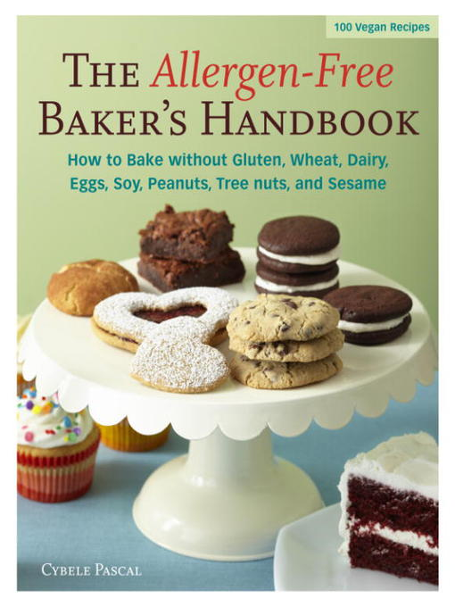 Title details for The Allergen-Free Baker's Handbook by Cybele Pascal - Wait list