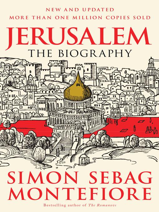 Title details for Jerusalem by Simon Sebag Montefiore - Wait list