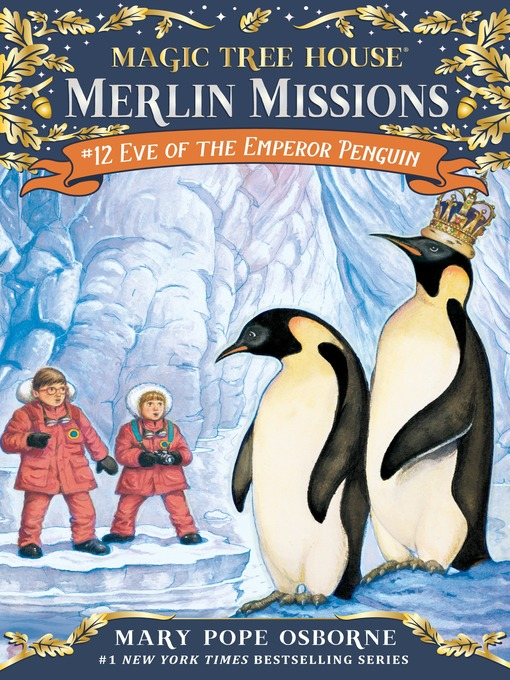 Title details for Eve of the Emperor Penguin by Mary Pope Osborne - Available