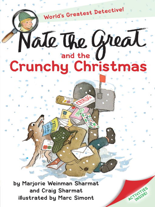 Title details for Nate the Great and the Crunchy Christmas by Marjorie Weinman Sharmat - Available