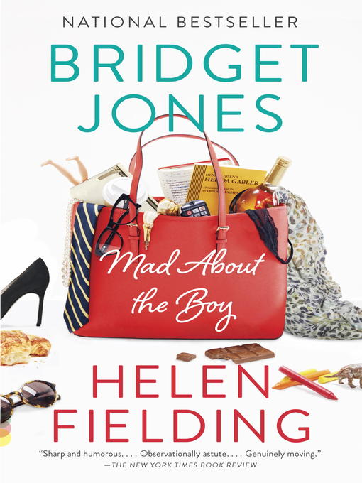 Title details for Mad About the Boy by Helen Fielding - Available