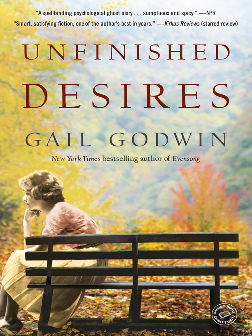 Title details for Unfinished Desires by Gail Godwin - Wait list