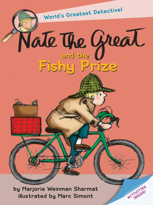 Title details for Nate the Great and the Fishy Prize by Marjorie Weinman Sharmat - Available