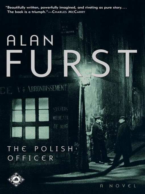 Title details for The Polish Officer by Alan Furst - Wait list