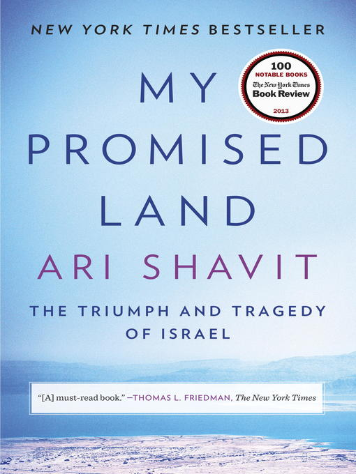 Title details for My Promised Land by Ari Shavit - Available