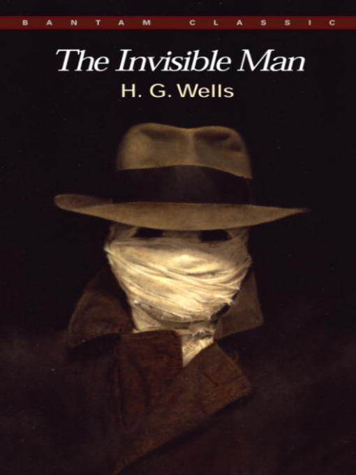 Title details for The Invisible Man by H.G. Wells - Wait list