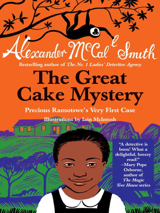 Title details for The Great Cake Mystery by Alexander McCall Smith - Wait list