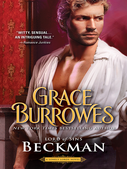 Title details for Beckman by Grace Burrowes - Available