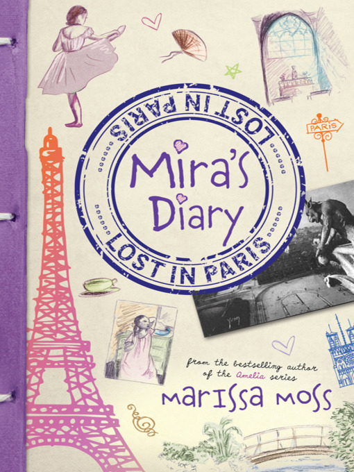 Title details for Lost in Paris by Marissa Moss - Available