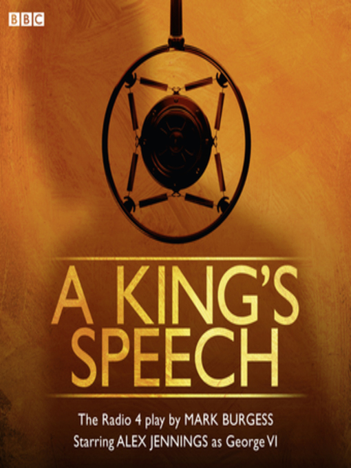 Title details for A King's Speech by Mark Burgess - Available