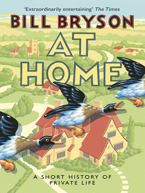 Title details for At Home by Bill Bryson - Available