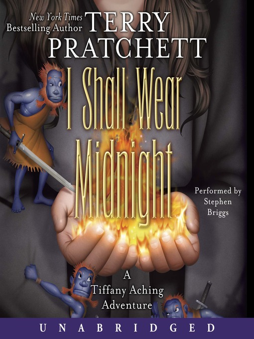 Title details for I Shall Wear Midnight by Terry Pratchett - Wait list