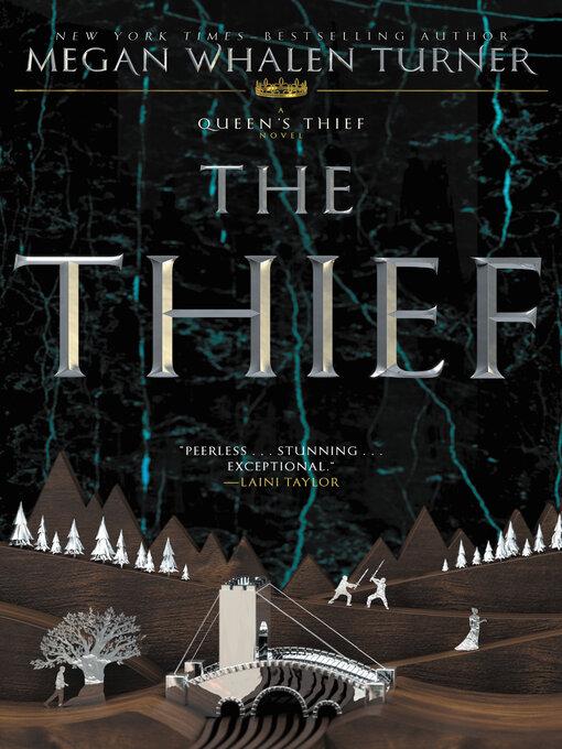 Title details for The Thief by Megan Whalen Turner - Wait list