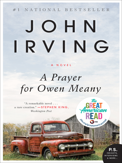 Title details for A Prayer for Owen Meany by John Irving - Wait list