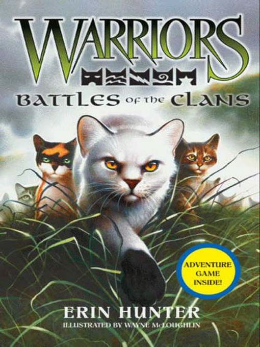 Title details for Battles of the Clans by Erin Hunter - Available
