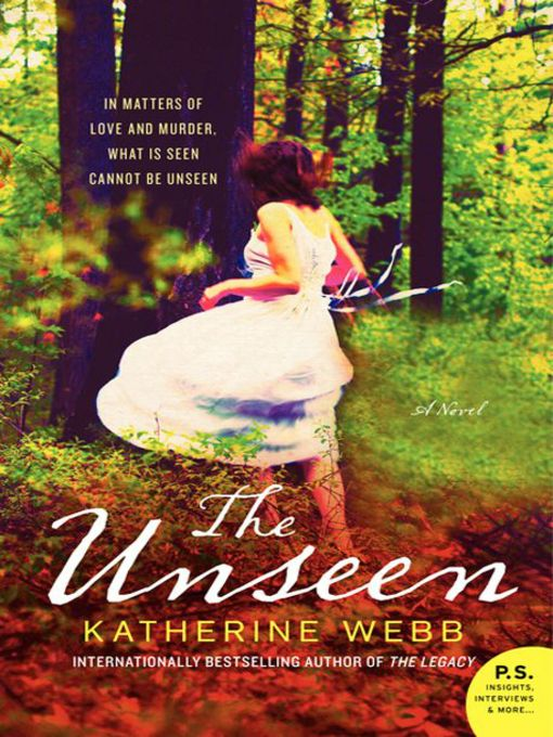Title details for The Unseen by Katherine Webb - Available