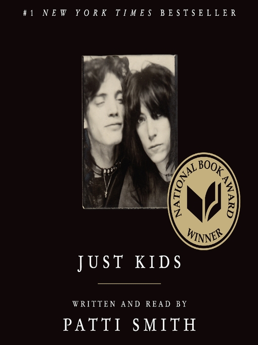 Title details for Just Kids by Patti Smith - Available