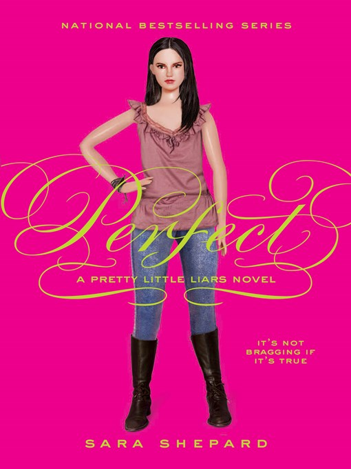 Title details for Perfect by Sara Shepard - Wait list