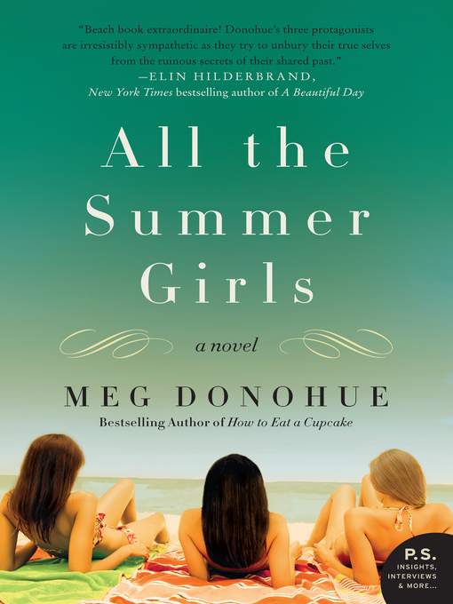 Title details for All the Summer Girls by Meg Donohue - Wait list