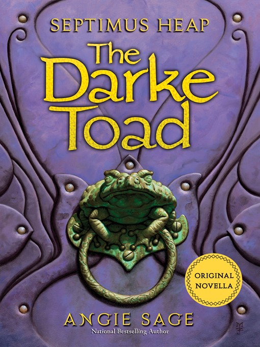 Title details for The Darke Toad by Angie Sage - Available