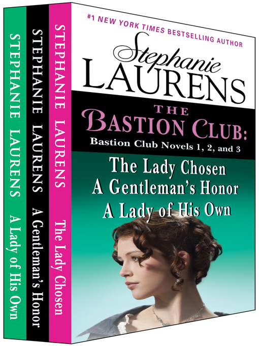 Title details for The Bastion Club by STEPHANIE LAURENS - Wait list